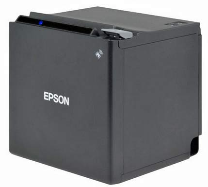 Epson m30 5 GHz Wi-Fi & USB POS Printer, black (M30W5NG)