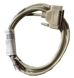 Serial Ticket Printer Connection Cable (DB25MPT6)