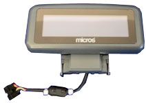 Micros Rear LCD Display for WS5/WS5A (MPD5GN)