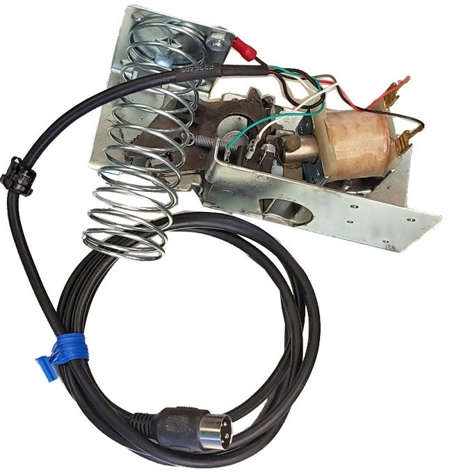 Micros Series 1 & Series 2 cord and solenoid (MDCRDSOL)