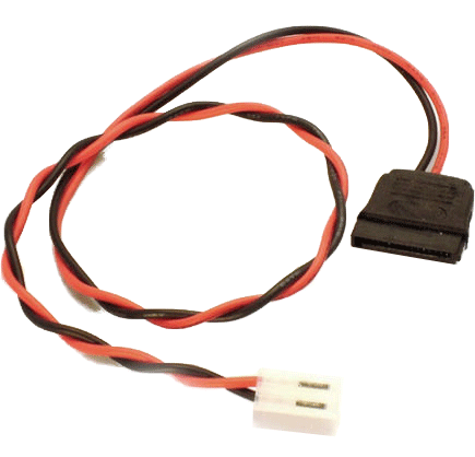 Micros Molex to SATA Power Cable (MSATA2MLXN)