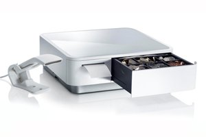 Star mPOP Printer, Cash Drawer and Scanner