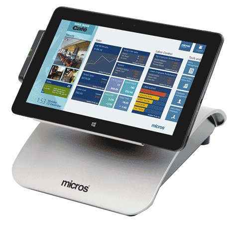 Micros mTablet, Win 7 (MTABLT)