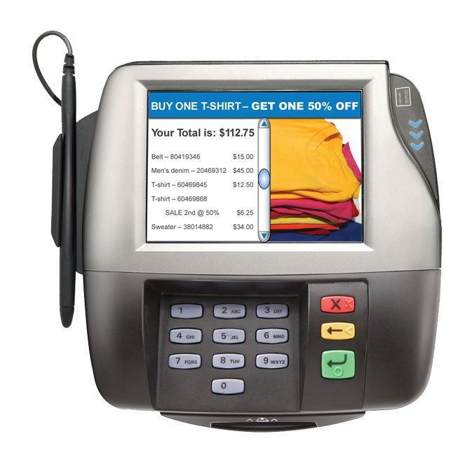 MX880 Payment Terminal