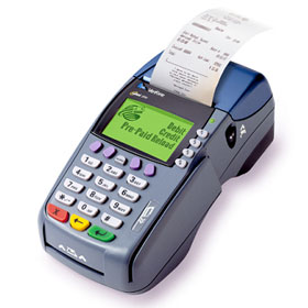 VeriFone Omni 3740 Payment Terminal (VF374014)