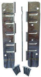 Pallet Hinge,  zinc-coated steel (PALTHNG1)