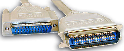 Parallel Printer Cable (PAR25M6R)