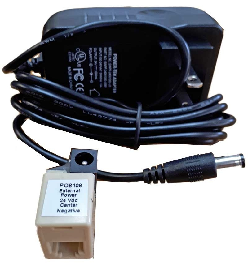 POS Buzzer 120v power supply (POSBUZZPWR)