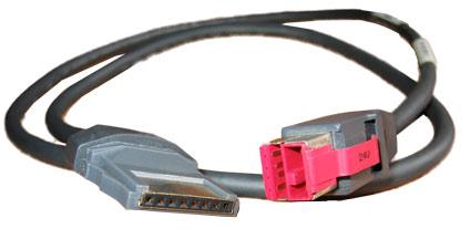 Epson USB  Plus Power Interface Cable, 3' (PPC3FTR)