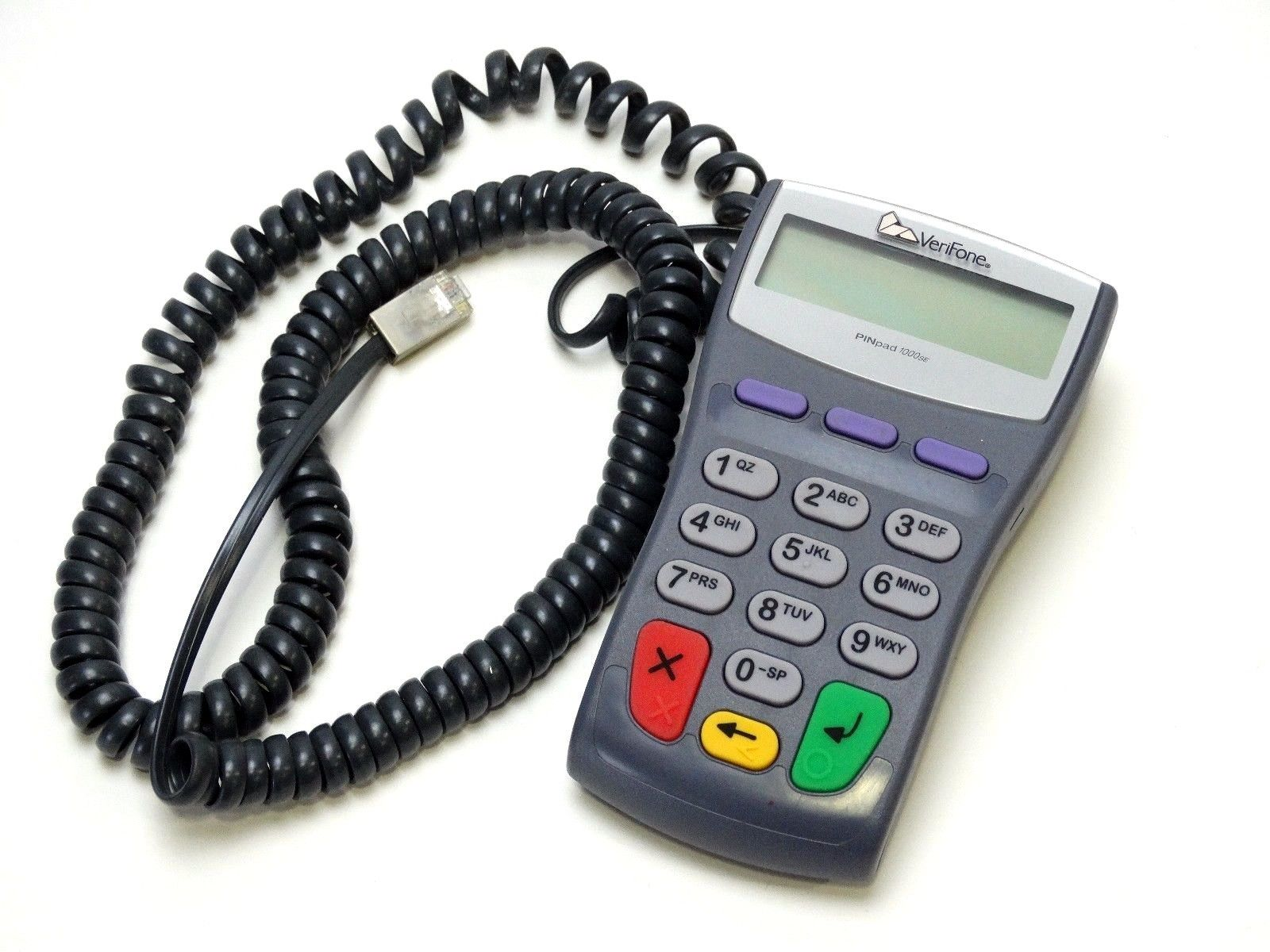 VeriFone 1000SE  PIN pad with Serial cable (VF1000SER)