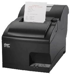 Star SP743A Printer Serial, black (SP743ASNG)
