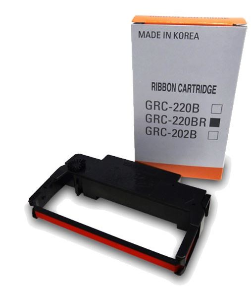 Bixolon SRP-275 Printer Ribbon, B/R (BIX275BR)