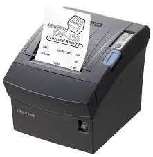 Bixolon SRP-350 Serial & USB Printer, black (SRP350USG)