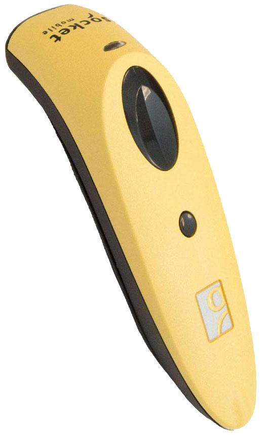 Socket Mobile Series 7Qi Barcode Scanner-yellow