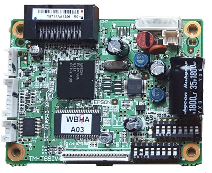 Epson TM-T88IV Main Circuit Board (TM129MBN)