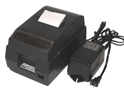 TM-U200D Printer with power supply