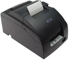 Epson TM-U220D Printer; black (TM220DG)