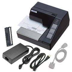 Epson TM-U295 Parallel Printer Kit; black (TM295PGKT)