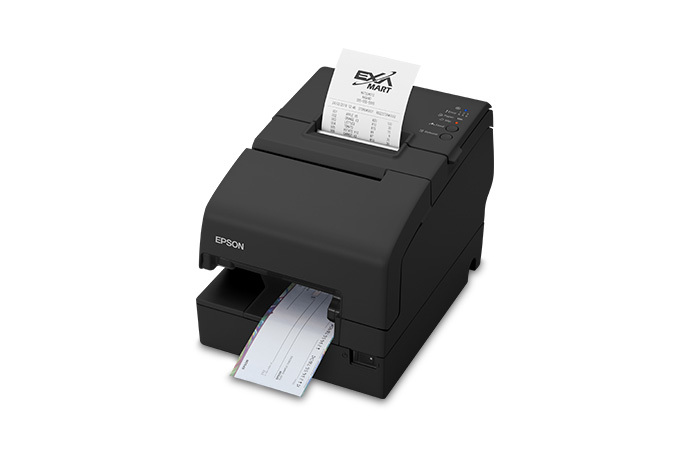 Epson TM-H6000V Black Serial Printer (TM60005SVNG)