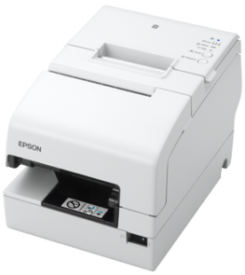 Epson TM-H6000V White Powered USB Printer (TM60005PUNW)