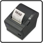 Epson TM-T88III Serial Printer; new (TM883SNG)