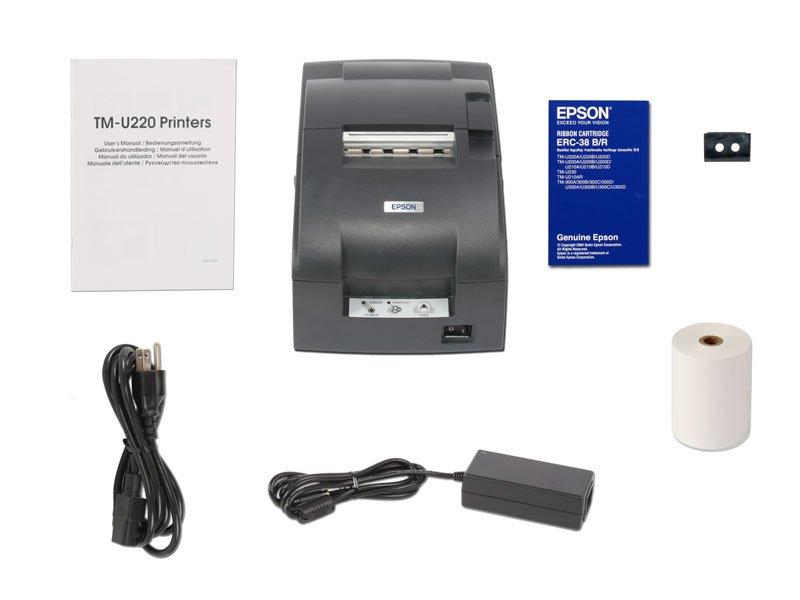 Build your own TM-U220B printer