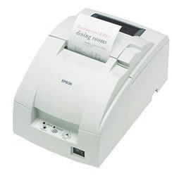 Epson TM-U220D Ethernet Printer; white (TM220DEW)
