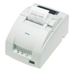 Epson TM-U220B Printer; no interface; open box; white (TM220BWOB)