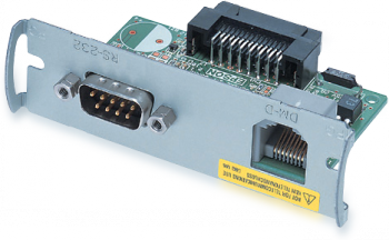 Epson Connect-It 9-pin Serial  Interface DM Port (IFCS09N)