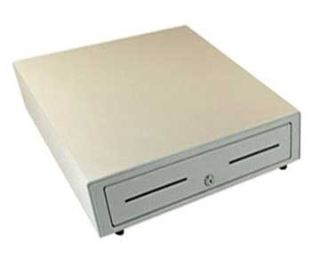 APG 4000 Cash Drawer; USB; white (APG1820UW)