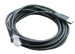 VeriFone RJ45 to USBA Cable CBL132-002-03-A  (VF45USBAN)