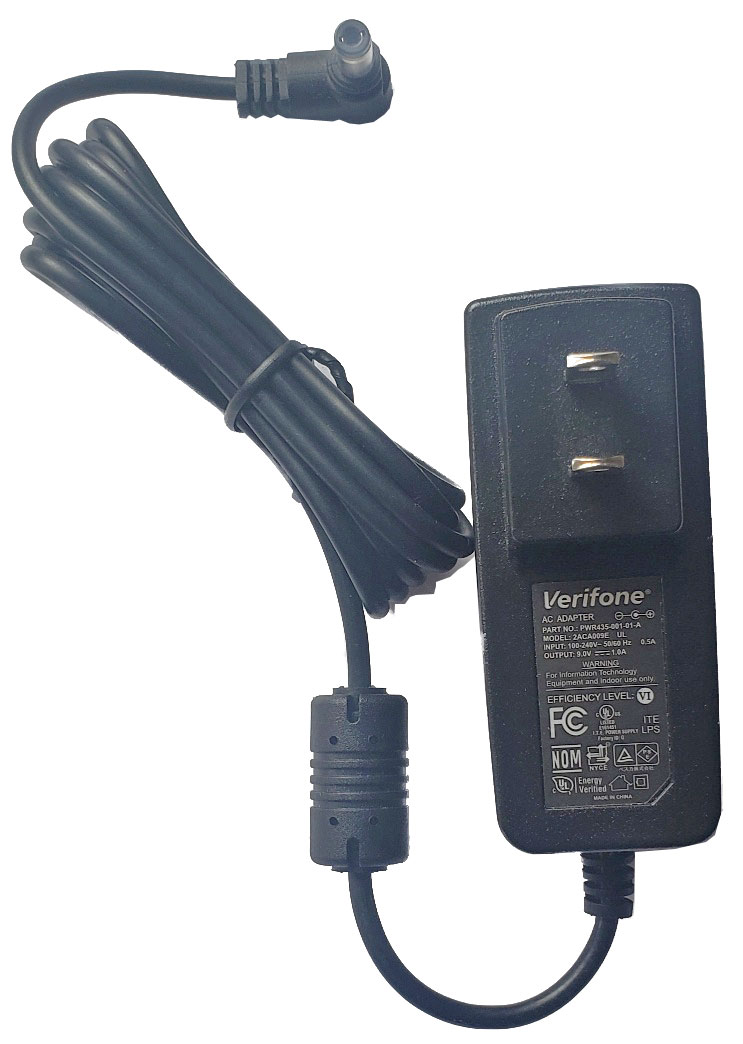 VeriFone 9V, 9W Power Supply (VF9VPS)