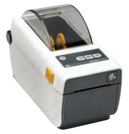 Zebra ZD410 Healthcare  w/ BT/USB/Ethernet, 300dpi (ZD410HEN)