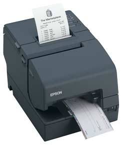 Epson TM-H6000IV Black Parallel Printer w/ MICR (TM60004MPNG)