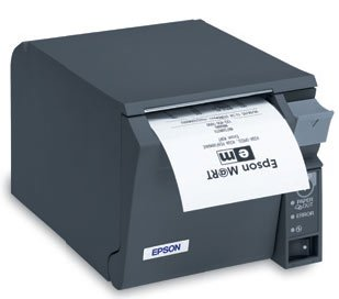Epson TM-T70II Front Facing Thermal Printer