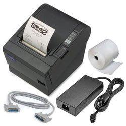 Epson TM-T88III Printer Kit; black (TM883PGKT)
