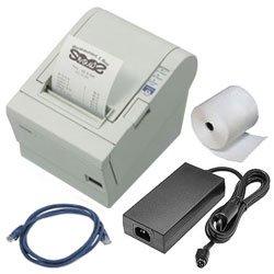 Epson TM-T88III Ethernet Printer Kit (TM883EWKT)