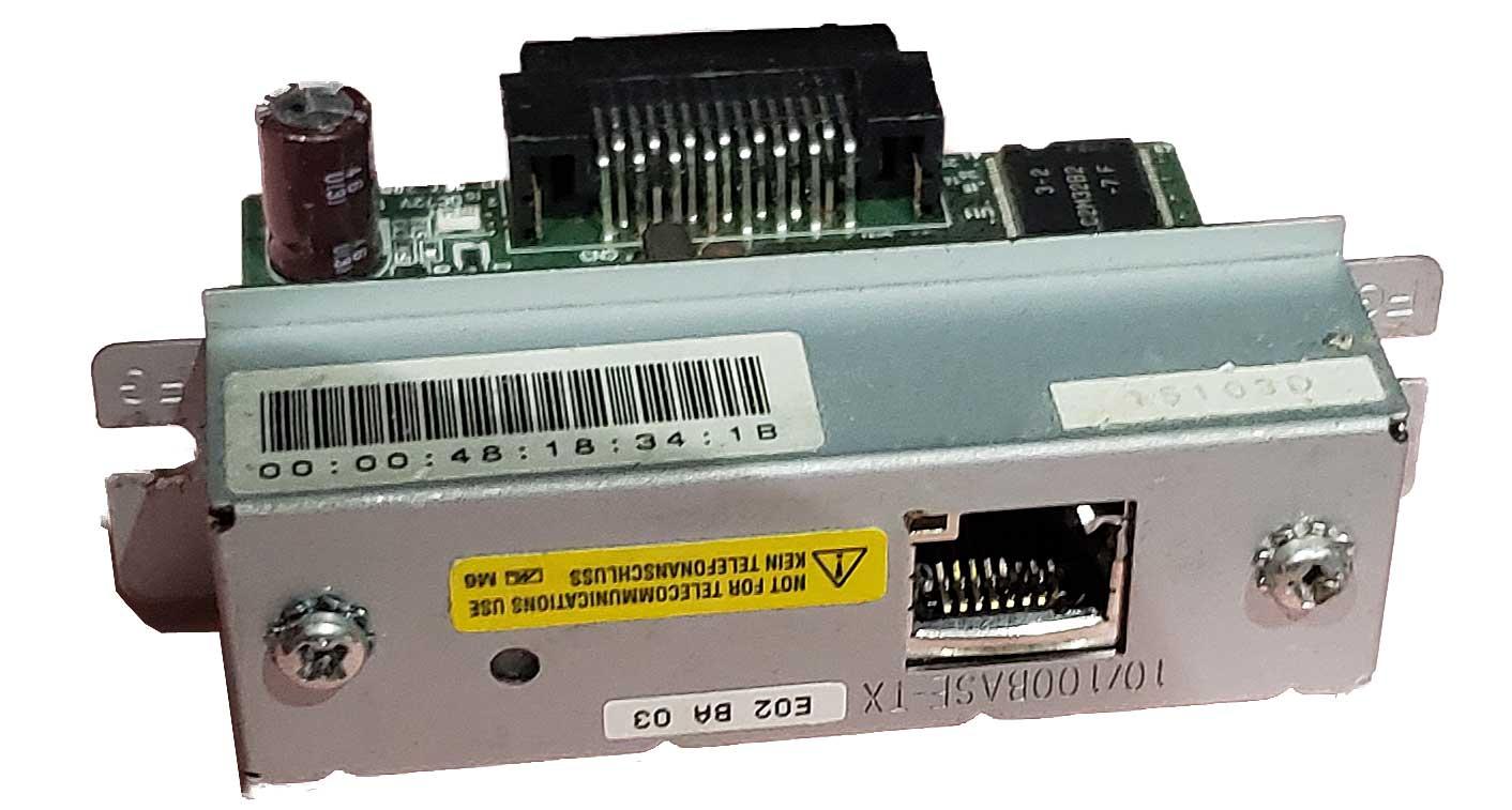 Epson Connect-It UB-E02 Ethernet Interface (IFCE02)