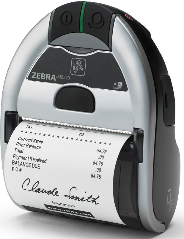 Zebra iMZ320 Printer