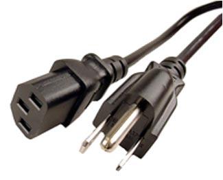 Line Cord; US