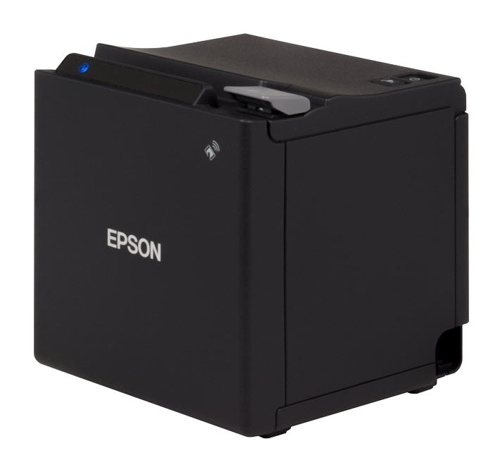 Epson m10 Ethernet & USB POS Printer; black (M10ENG)