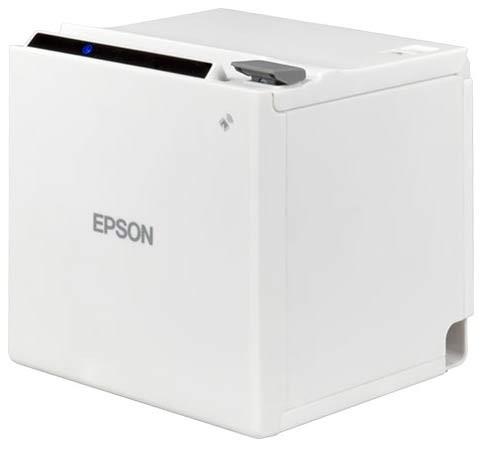 Epson m30 Ethernet & USB POS Printer; white (M30ENW)