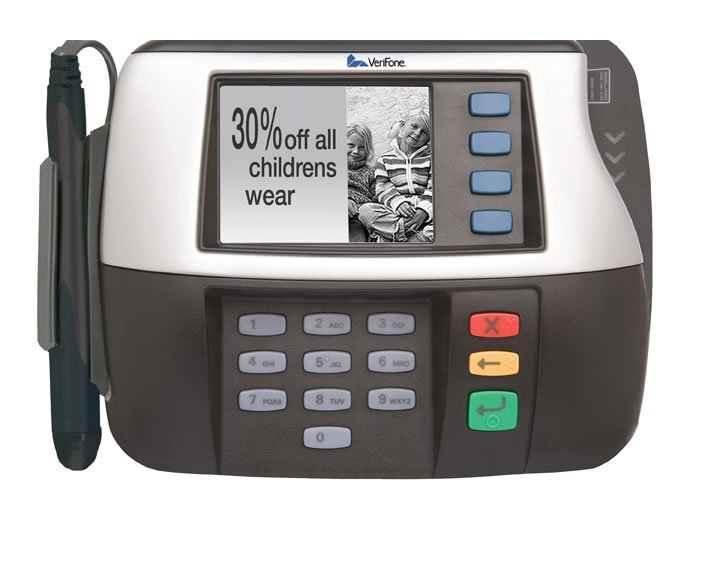VeriFone MX830 Payment Terminal (VFMX8304N)