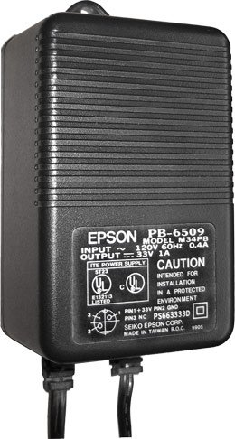 Epson PB-6509 33v output for TM-U200