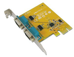 Serial 2  Port Expansion Card