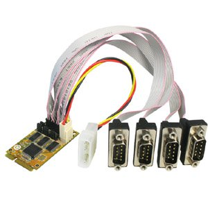 Serial 4  Port Expansion Card