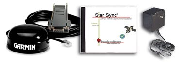 ClockWatch Star Sync  & Heavy Duty GPS (CWSSGPS)