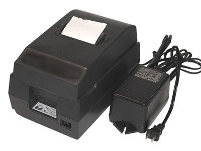 Epson TM-U220D Serial Printer w/ P/S; black (TM220DSGPS)