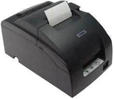 Epson TM-U220B USB Printer, black (TM220BUG)