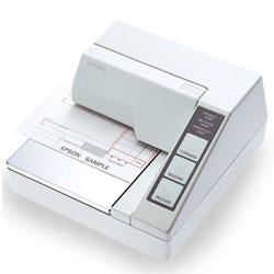 Epson TM-U295 Printer; trade-in return label (TRADE295)